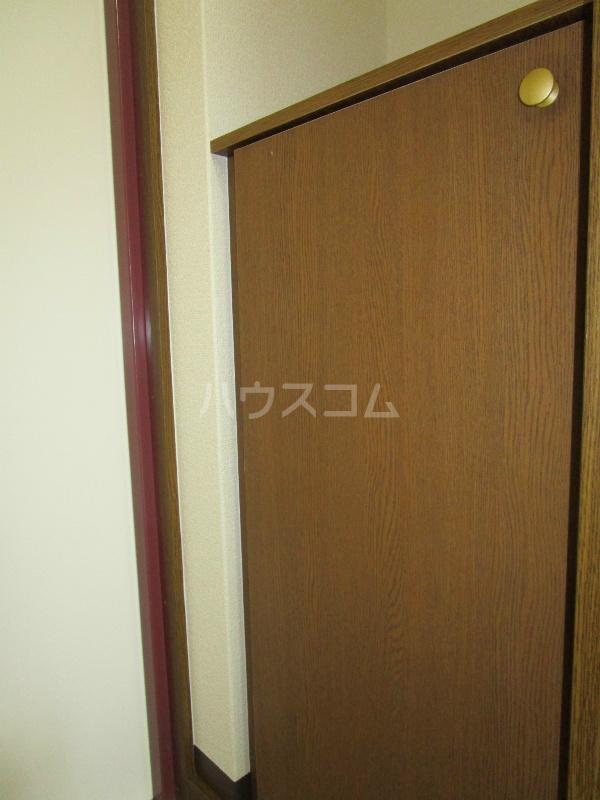 CHELSEA 302号室の収納