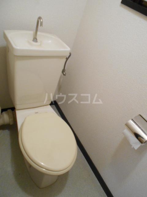 ドリーム呉服町のトイレ