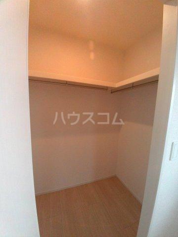 エクセルシオール 01010号室の収納