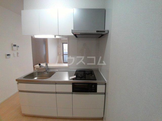 エクセルシオール 01010号室のキッチン