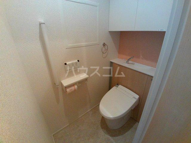 エクセルシオール 01010号室のトイレ