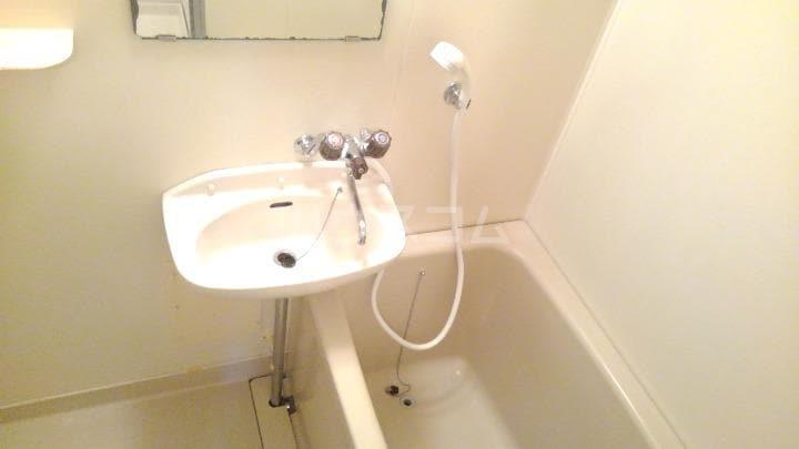 サニーヒルズ 01050号室の風呂
