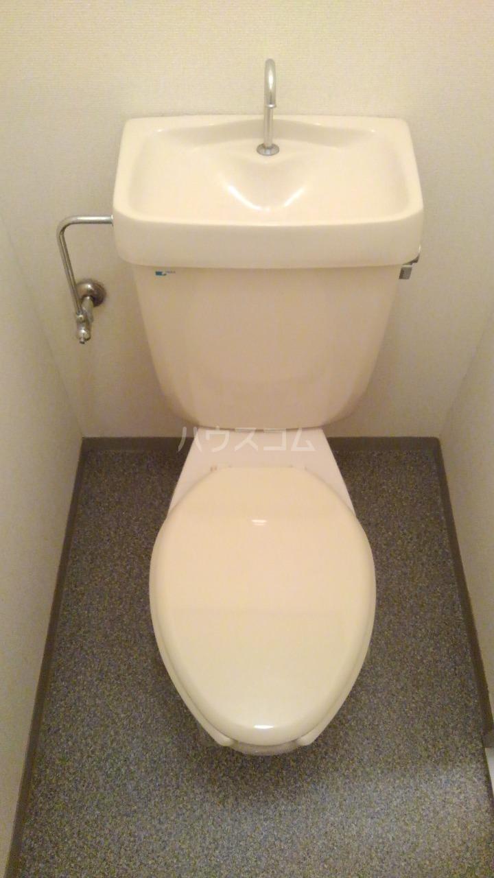 サニーヒルズ 01050号室のトイレ
