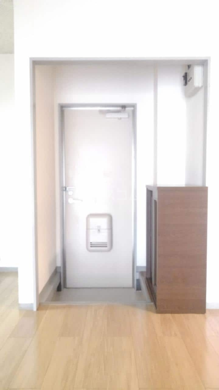 サニーヒルズ 01050号室の玄関
