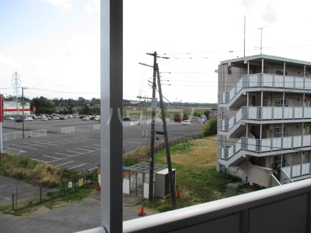 ビレッジハウス五所3号棟 304号室の景色