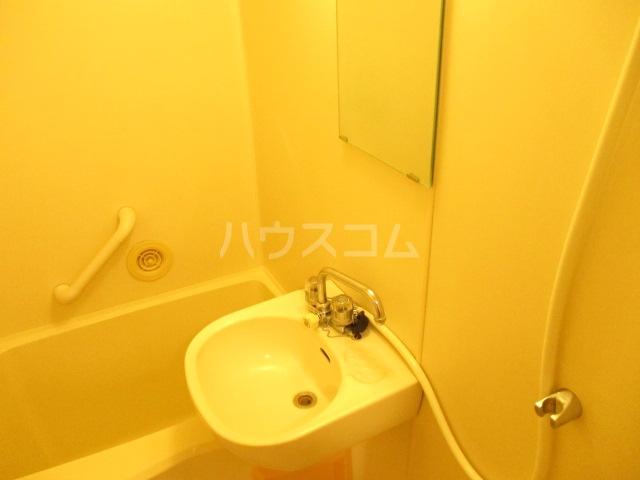 ビレッジハウス五所3号棟 304号室の洗面所