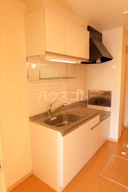 カーサリブラⅡ 01010号室のキッチン