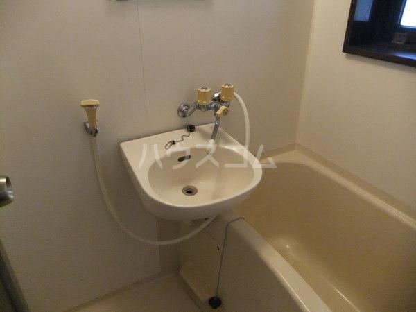 ライベストコート南大橋 205号室の風呂