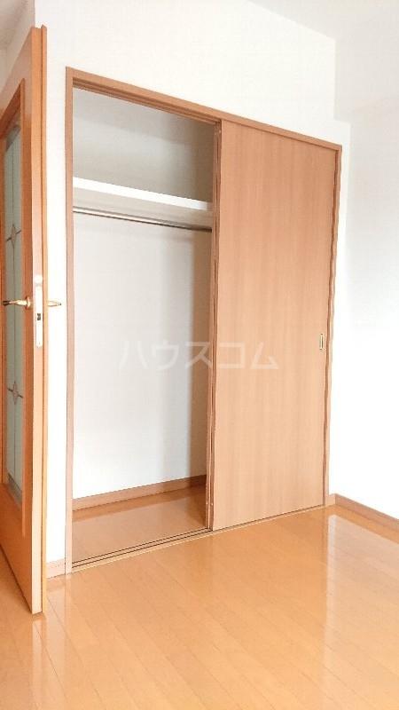 Primal Machida 202号室の収納