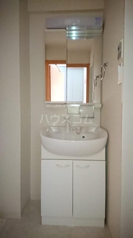 Primal Machida 202号室の洗面所