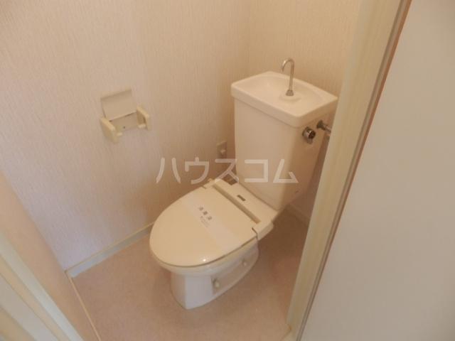 ガーデンシティ住吉 105号室のトイレ