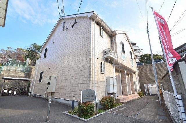赤坂紫苑邸外観写真