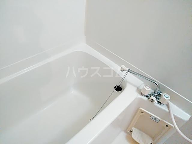 TEA LEAVES 201号室の風呂