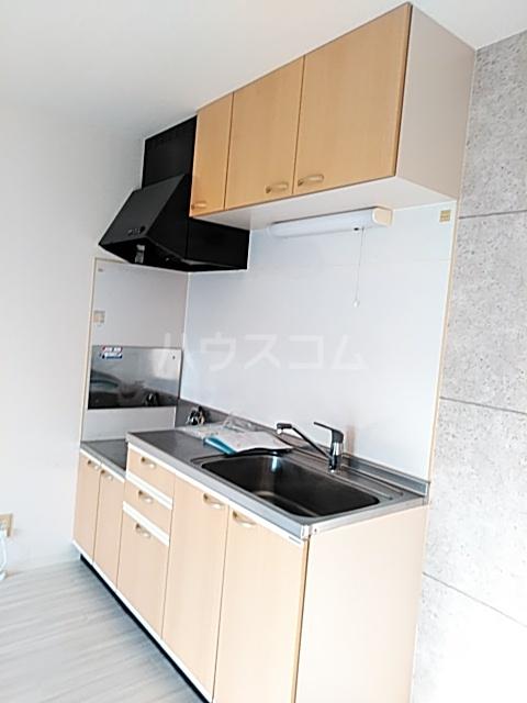 TEA LEAVES 201号室のキッチン
