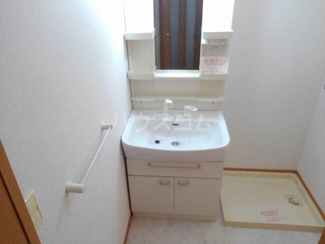 サンリット・みかもの洗面所