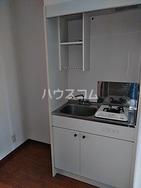 ハレ ナネア 202号室のキッチン