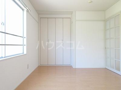 第三佐鳴台サニーハイツ 202号室の居室