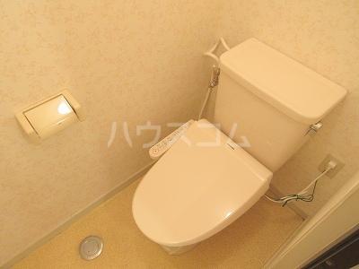 第三佐鳴台サニーハイツ 202号室のトイレ