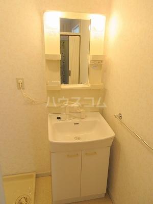第三佐鳴台サニーハイツ 202号室の洗面所