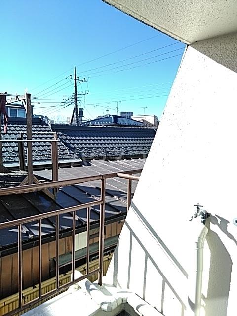 コーポ浜田 201号室の景色
