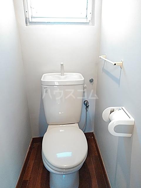 コーポ浜田 201号室のトイレ