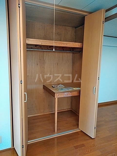 コーポ浜田 201号室の収納