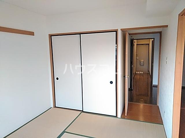 シモンズアーク 105号室のベッドルーム