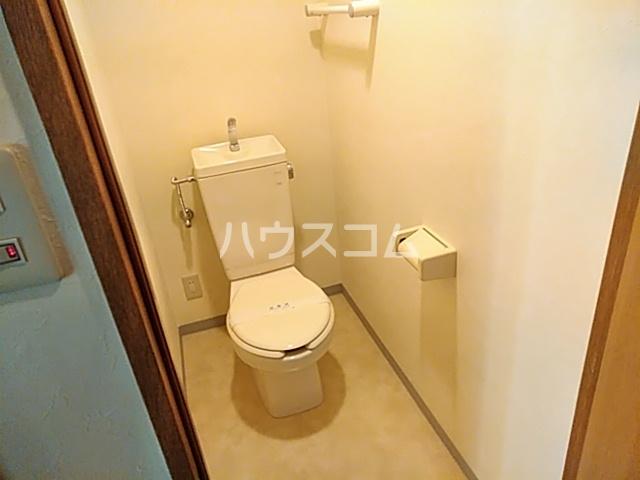 シモンズアーク 105号室のトイレ