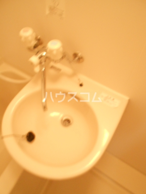 ヴィラージュ中町WEST 103号室の洗面所