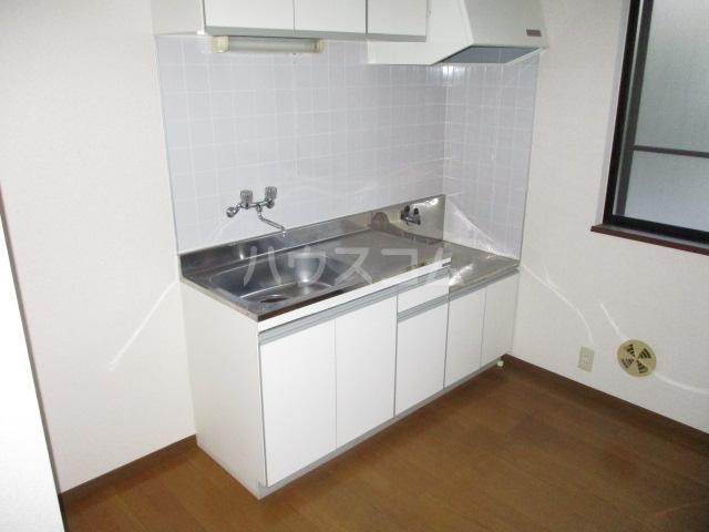 メゾンオーウラ 101号室のキッチン