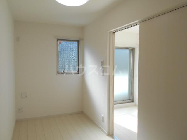 リブリ・アルモ 206号室の収納