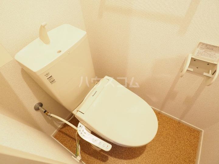 ユウ ドリーム A 02030号室のトイレ