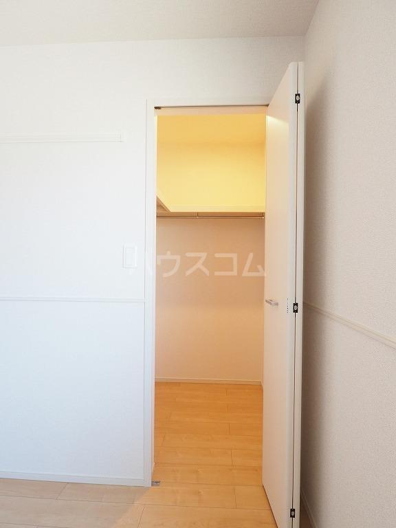 ユウ ドリーム A 02030号室の収納