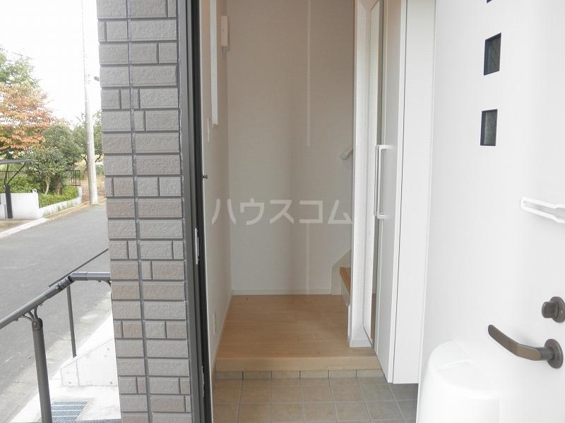 アルカンシエル 02040号室の玄関