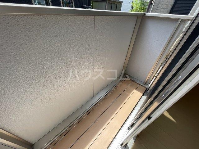 ヴィレッタ 101号室のベッドルーム