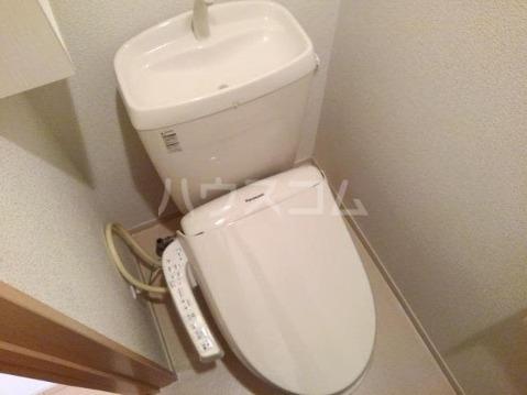 エトワール Ⅱ 02020号室のトイレ