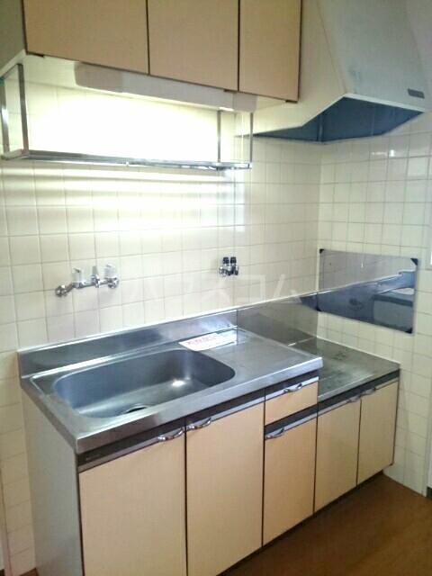 エルディム大喜多 02020号室のキッチン
