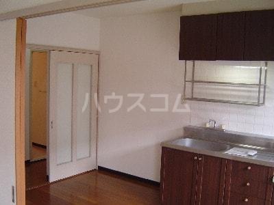 クレセントフジ A 02020号室のキッチン