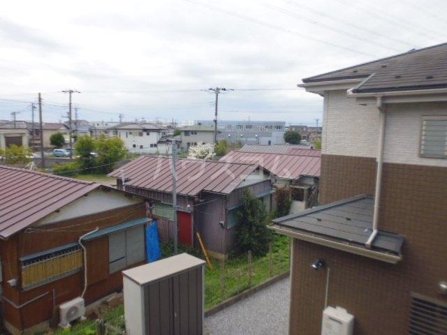 チェルキオ鎌ケ谷 203号室の景色