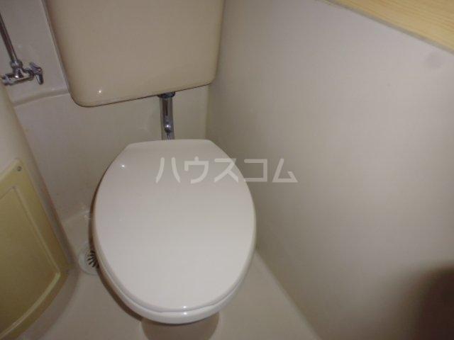 チェルキオ鎌ケ谷 203号室のトイレ