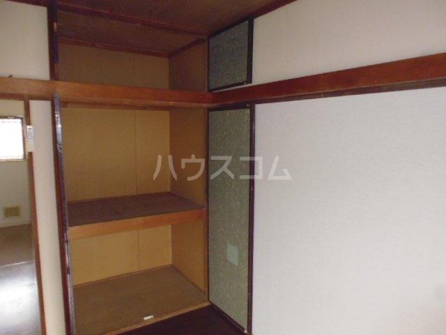 チェルキオ鎌ケ谷 203号室の収納