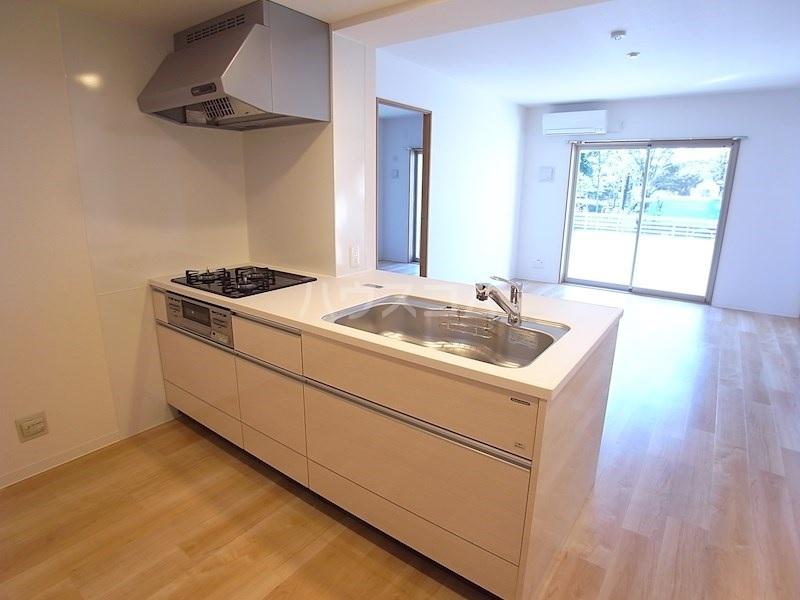グランエミシス 304号室のキッチン