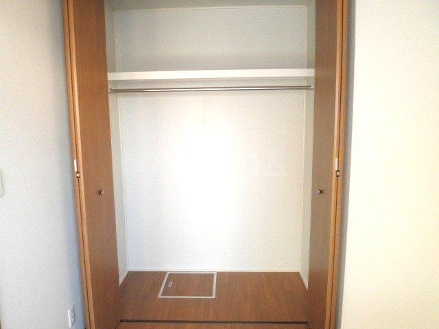 シンプルライフC棟 101号室の収納