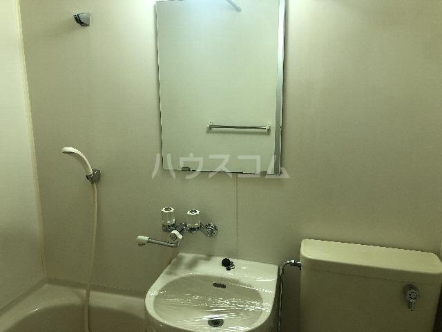 メゾンエマーブル 107号室の洗面所