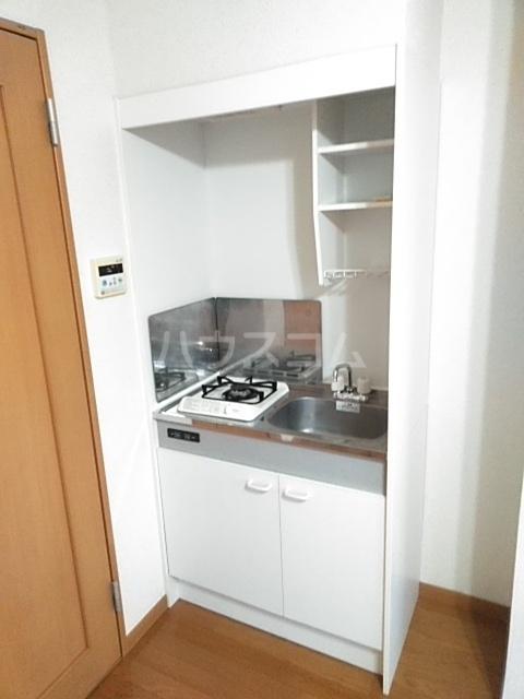 グランシャリオ 203号室のキッチン