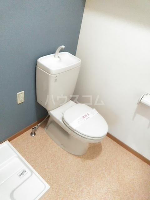 グランシャリオ 203号室のトイレ