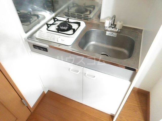 グランシャリオ 303号室のキッチン