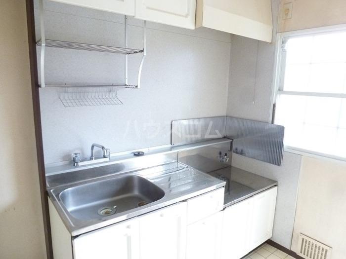 パナハイツKIYOFUMI 202号室のキッチン
