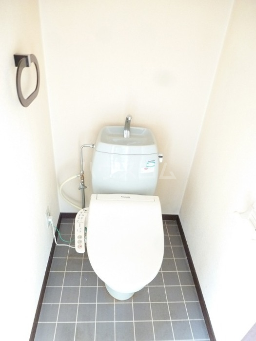 パナハイツKIYOFUMI 202号室のトイレ