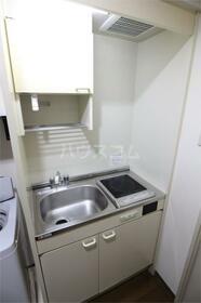 ヴァンテーヌ府中 103号室のキッチン